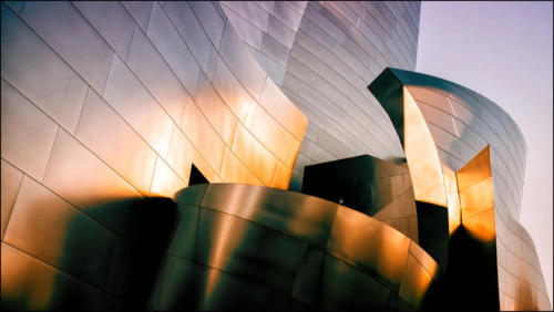 Bestes Architektur FB 4181 25Pt Gehry in Gold Kleeb Kurt