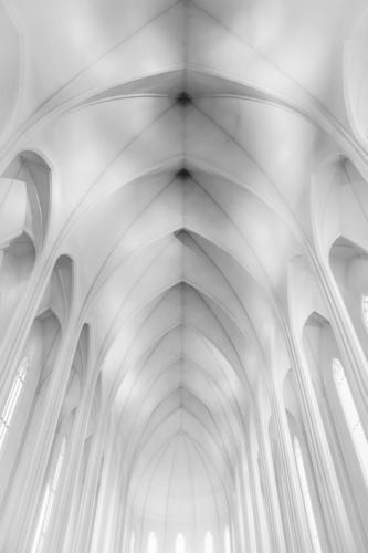 Bestes Architektur SWB 1503 25Pt Hallgrimskirkja - Schär Manfred