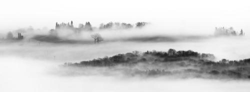 Bestes Landschaft SWB 24Pt 1430 Mist In The Hills Vuylsteke Pieter