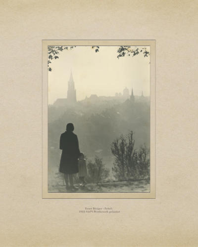 Prämiertes Bild aus dem SAPV-Wettbewerb 1933 (eines von 1600 Bildern unserer Mitglieder).